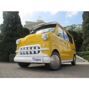 エブリイ 4WD シェビー キャンピングカー  ワーゲンバス仕様|carsensor