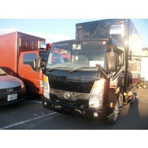 アトラス 1.3Tドライバン キッチンカー 移動販売車 フードトラック carsensor