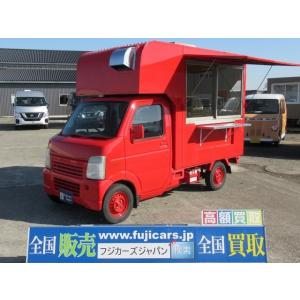 キャリイ 660 KC 3方開 移動販売車 キッチンカー 移動カフェ