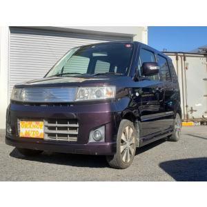 ワゴンR 660 スティングレー T 車検整備2年付き!!ターボ!紫パール!