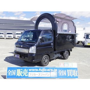 キャリイ 660 農繁スペシャル 3方開 4WD 移動販売車 キッチンカー フードトラック
