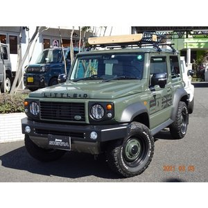 ジムニーシエラ 1.5 JC 4WD DAMD Little D新車コンプリートカー|carsensor