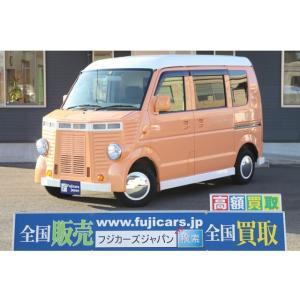 エブリイ 移動販売車 キッチンカー 4WD フレンチバス仕様 2槽シンク