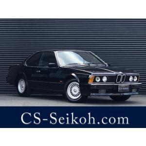 6シリーズ 6シリーズ 635CSi 左ハンドル 黒レザーシート サンルーフ