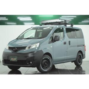 NV200バネット 1.6 16X-2R ナビ 新品M/Tタイヤ ルーフラック カスタム