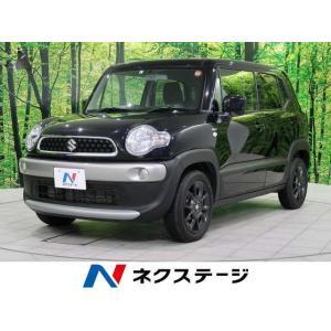 クロスビー 1.0 ハイブリッド MX 4WD 禁煙車 現行型 SDナビ シートヒーター