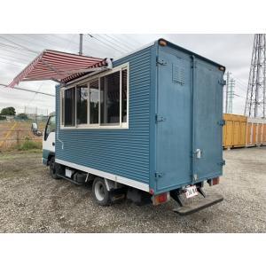 エルフ 加工車 キッチンカー   予備検査済 AT ディーゼル