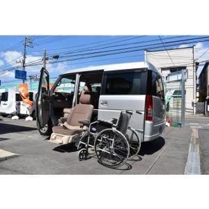 エブリイワゴン 660ウィズ昇降シート車 福祉車両 全自動リフトUPシート
