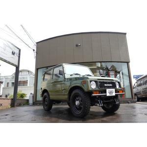 ジムニー 660 スコット リミテッド 4WD RETORO STYLE 全塗装仕上 リフトUP