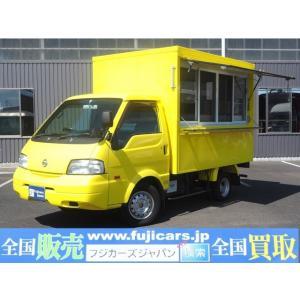 バネットトラック 1.8 DX ダブルタイヤ 4WD 移動販売車 キッチンカー フードトラック