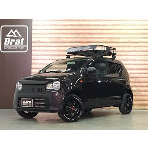アルト 660 L 4WD リフトUP B-MUD15AW ルーフラック 4WD
