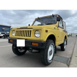 ジムニー SJ30 2スト 4WD 幌