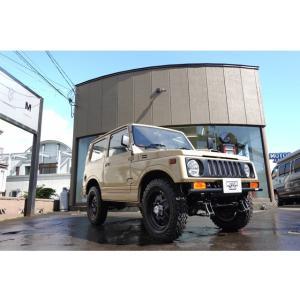 ジムニー 660 スコット リミテッド 4WD 全塗装仕上 リフトUP 新品マットタイヤ