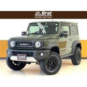 ジムニーシエラ 1.5 JC 4WD AT車 2インチリフトUP 新品タイヤ&アルミ