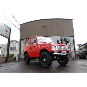 ジムニー 660 スコット リミテッド 4WD 全塗装済 リフトアップ公認 マッドタイヤ