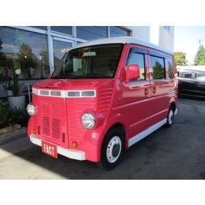 エブリイ フレンチバス仕様 キッチンカー/移動販売車