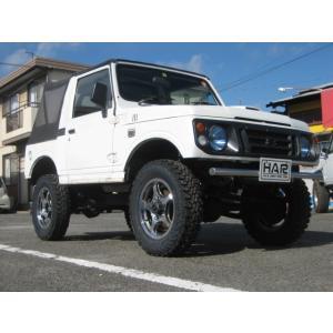 ジムニー 660 幌 CC 4WD レカロ リフトアップ
