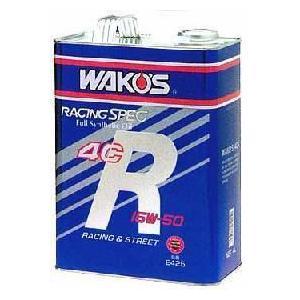WAKO'S (ワコーズ) エンジンオイル  4CR(フォーシーアール) 4L缶|carshop-nagano