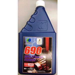 驚異的な粘着性を持ち、耐水・耐熱・極圧に優れたギヤーオイルです。あらゆる過酷な条件下でも、油膜が切れ...