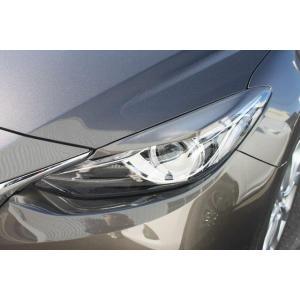 アイライン マツダアクセラスポーツ(HID用)〜H28/6までBM5FS,BMEFS,BM2FS(品番B347)左右セット|carshop-nagano