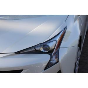 <p>材質 ABS製  両面テープ 説明書付<BR> 車名 プリウス(LED...