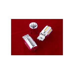 【ヴァレンティ】 ハイエース 200系 対応 ジュエル LED クロームバルブ T20 シングル ウインカー用 carvindirect