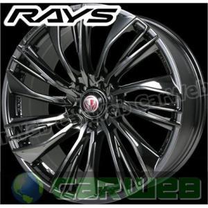 RAYS / インセット:45 19インチ×8.0J [ホイール1本(単品)] PCD:114.3 VERSUS STRATAGIA Conquista 穴数:5 (EAA)