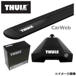 THULE/スーリー フット:7105+ウイングバー(黒):7114B+キット:5213 ランドロー...