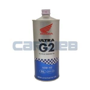 ホンダ純正オイル ウルトラ G2 バイク用エン...の関連商品6