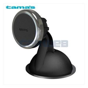 [TKR04K] tama's 多摩電子 スマートフォン用マグネットホルダー ブラック|carweb|02