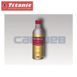 [TG-G250] TITANIC ワンショットチタン ガソリンエンジン用 オイル添加剤 250ml