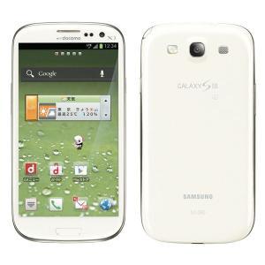 【新品未使用】SC-06D GALAXY S 3 ホワイト [Marble White] LTE docomo  【白ロム】本体