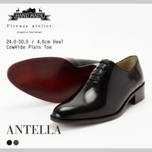 ビジネスシューズ プレーントゥ 本革 革靴 Firenze Atelier フィレンツェアトリエ|casadepaz