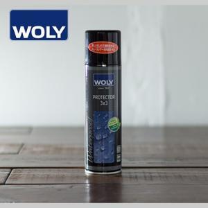 【 シューケア スプレー 防水 - 撥水 - 防汚 】 防水スプレー ウォーリー WOLY 250ml|casadepaz