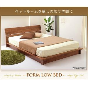 ローベッド セミダブルベッド セミダブルサイズ フレームのみから国産マットレス付き すのこベッド|casahils|06