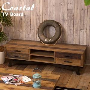 リサイクルウッド ヴィンテージ家具 COASTAL TVボード テレビボード|casahils