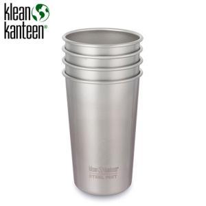 Klean Kanteen クリーンカンティーン パイントカップ 16oz 4Pack 763332039505|cascaderocks