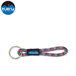 KAVU カブー ロープキーチェーン 4549562104628|cascaderocks