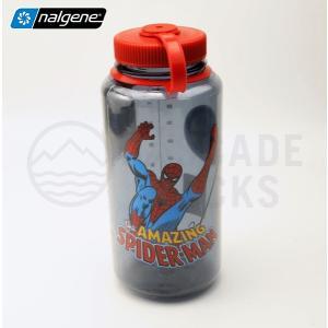 nalgene ナルゲン 広口1.0L スパイダーマン 661195861083|cascaderocks