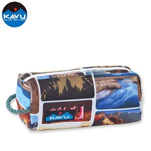KAVU カブー ピクシーポーチ 4549562137312|cascaderocks