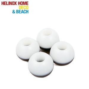 Helinox ヘリノックス ボールフィート 4個セット 8809272094043|cascaderocks