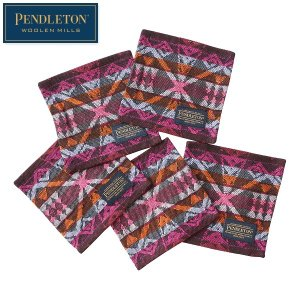 PENDLETON ペンドルトン コースター5P LB007 4549562149568|cascaderocks