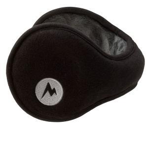 Marmot HEAT NAVI  Ear Warmer ブラック TOAMJG84 4548951550053|cascaderocks