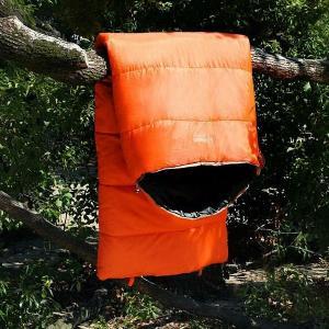 スナグパック スリーパーエクスペディションスクエアライトハンド オレンジ 8211659495204|cascaderocks