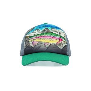 サンデーアフタヌーン キッズアーティストシリーズトラッカーキャップ 810990028614  |cascaderocks