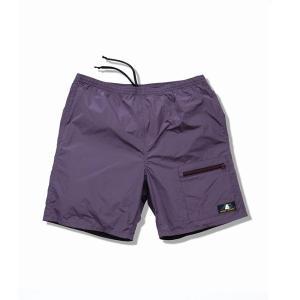 シェラデザインズ ZIP POCKET SHORTS Purple Mサイズ 4573454137180|cascaderocks
