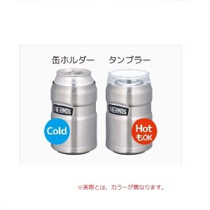 サーモス 保冷缶ホルダー/ROD-002 ミッドナイトブルー(MDB) 4562344368469|cascaderocks|02