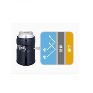 サーモス 保冷缶ホルダー/ROD-002 ミッドナイトブルー(MDB) 4562344368469|cascaderocks|03
