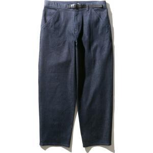 デニムクライミングバギーパンツ(メンズ)Denim Climbing Baggy pants NB32004 ID 4549398881601 L|cascaderocks