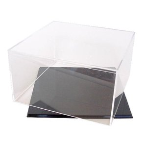 アクリルケース フィギュアケース コレクションケース 特注品透明ケース 60×60×10(巾×奥行×高)|case-shop